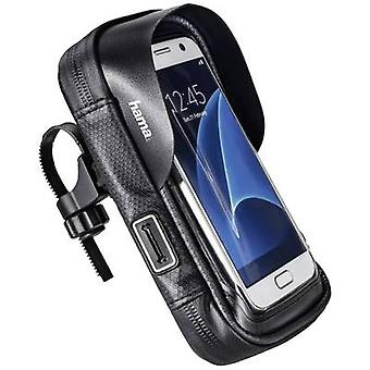 Hama Multi Bicycle phone bag Compatible with (mobile phone): Universal Width (max.): 80 mm