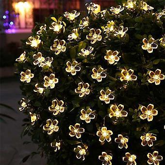 Solar Garden Lights Led String Light Outdoor Lighting