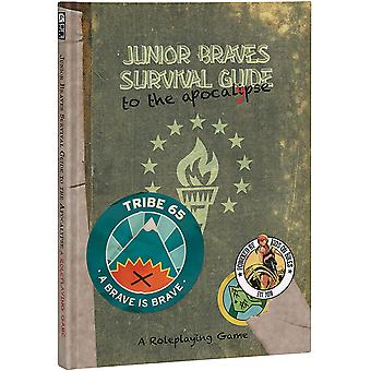 Junior Braves Survival Guide to the Apocalypse Board Game