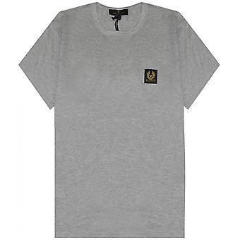 Belstaff Mens Grey T-shirt