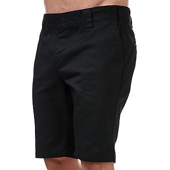 Short Dickies Slim Fit Homme en Noir