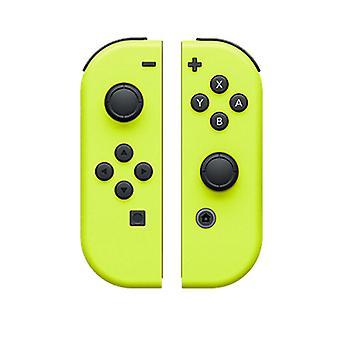 Pár ľavých / pravých ovládačov Joy-Con pre Nintendo Switch - Neon Yellow (žltá)