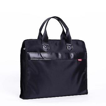 תיק קבצים נייד גברים חבילת מזוודה לקפל Gusset