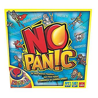 Board game No Panic Goliath (ES)