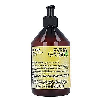 Shampoo Everygreen Dikson Muster Torrt hår (500 ml)