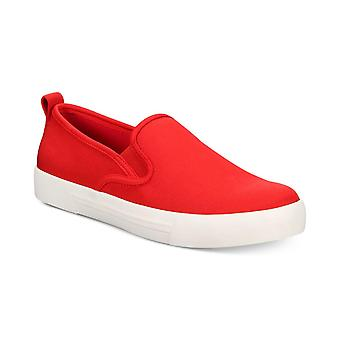 Call It Spring Womens LOVAUDIEN Fabric Low Top Slip On Fashion Sneakers