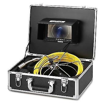 Rybí nálezci wp71al drain pipe kanalizace kontrola videokamera s 20m kabelem