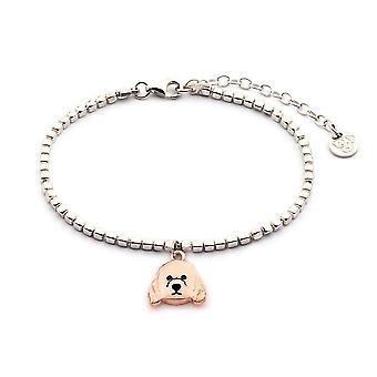 Jack & co pets - poodle bracelet jcb1592