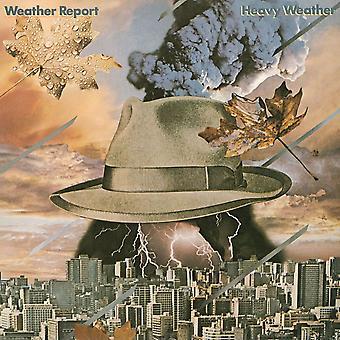Weerbericht - Heavy Weather Vinyl