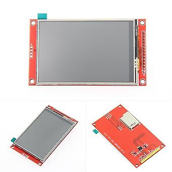 3.5 Inch Tft Lcd Module With Touch Panel Ili9488 Driver 320x480 Spi Port Serial