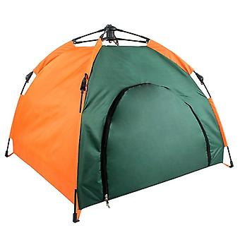 Portable outdoor dog tents