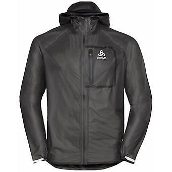 Odlo ZEROWEIGHT DUAL DRY Waterproof Reflective Running Jacket For Men *SALE*