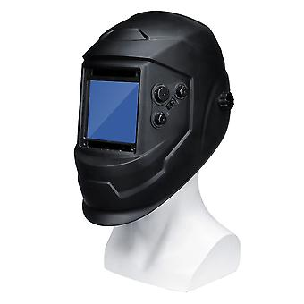 Solar Power Auto Darkening Welding Helmet