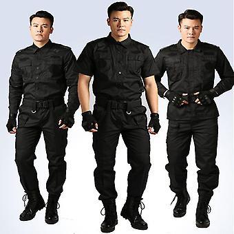 Man Scouting Uniform