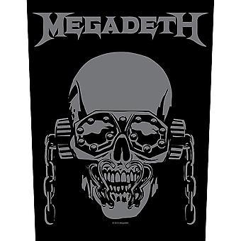 Megadeth التصحيح الخلفي : فيك rattlehead