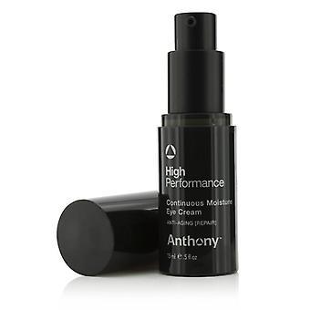 Anthony High Performance kontinuerlig fukt Eye Cream 15ml/0,5 oz