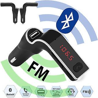 Drahtlose Zigarette Feuerzeug Fm Sender Bluetooth Mp3 Radio Adapter Auto Kit Usb Ladegerät