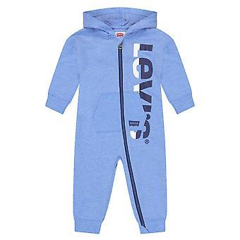 Levi's baby boys blue coverall 6ed812 b6i
