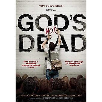 God's Not Dead [DVD] USA import