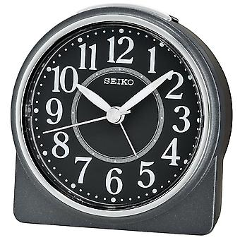 Seiko Beep Wecker mit Snooze - schwarz (QHE137K)