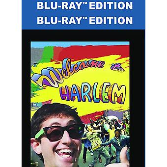 Welcome to Harlem [Blu-ray] USA import