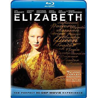 Elizabeth [BLU-RAY] USA import