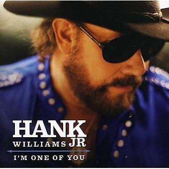 Hank Williams Jr - ik behoor tot u [CD] USA import
