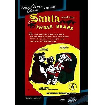 Importer des Santa & USA trois ours [DVD]