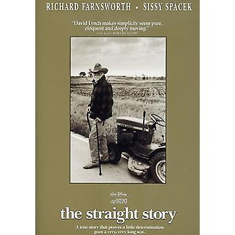 Straight Story [DVD] USA import