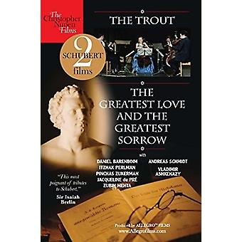 Trout - the Greatest Love and the Greatest Sorrow [DVD] USA import