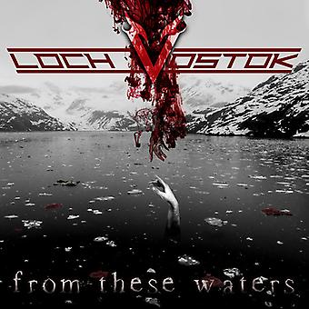 Loch Vostok - From These Waters [CD] USA import