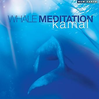 Kamal - Whale Meditation [CD] USA import