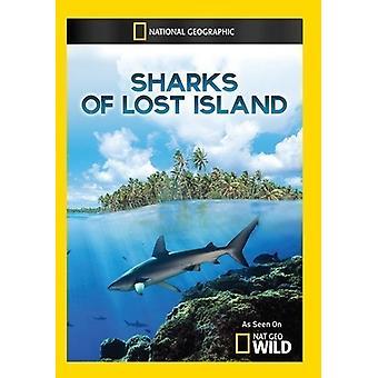 Hajar i Lost Island [DVD] USA import