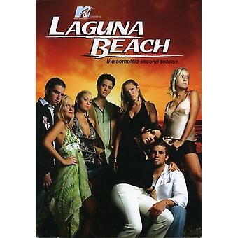 Laguna Beach: Season 2 [DVD] USA import