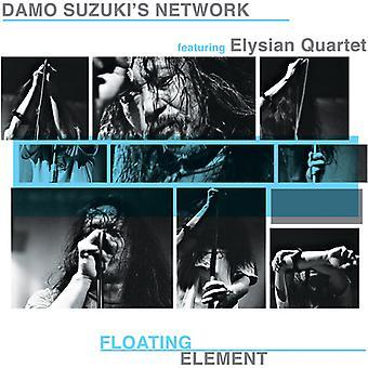 Suzuki, Damo Network / Elysian Quartet - Floating Element [Vinyl] USA import
