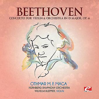 L.W Beethoven - Konzert für Violine & Orchester D großen (EP) [CD] USA import