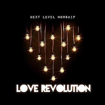 Neste nivå tilbedelse - Love Revolution [DVD] USA importere