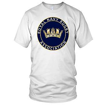 Royal Navy Rugby forening damer T skjorte