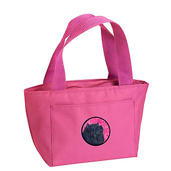 Carolines Treasures  SS4777-PK-8808 Pink Chow Chow  Lunch Bag or Doggie Bag SS47