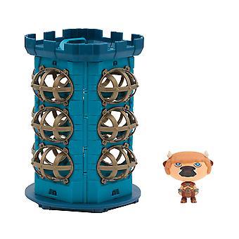 Mega Headz Monster Tower Spielturm