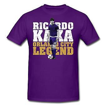 Ricardo Kaka Orlando City Player T-Shirt (Purple) - Kids