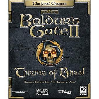 Baldurs Gate 2 Erweiterung thront auf Bhaal - Neu