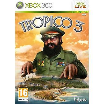 Tropico 3 (Xbox 360)-ny