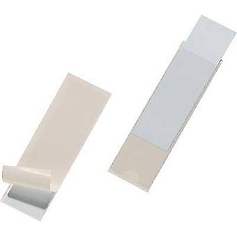 Kestävä itsetiivistävällä laukku POCKETFIX - 8073 (W x K) 100 x 30 mm Läpinäkyvä 10 PCs() 807319