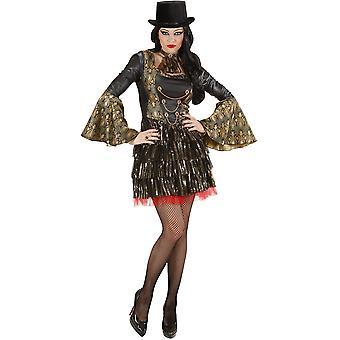Männer Kostüme Gothic Vampiress Halloween-Kostüm