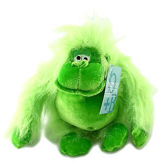Plush Green Orangutan Hugger