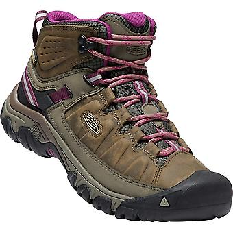 Keen Targhee Iii Mid WP 1018178 trekking all year women shoes