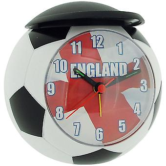 England Football Fanatics Red England St George's Cross  Alarm Clock CLK19