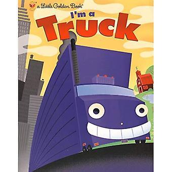 Jag är en lastbil (lilla gyllene böcker (Random House))