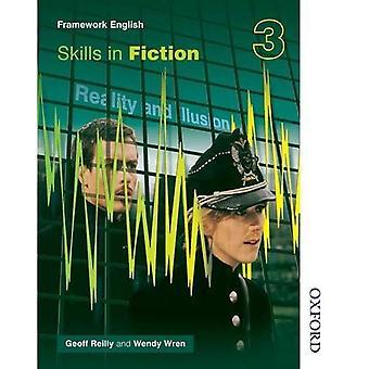 Nelson Thornes cadre de compétences en anglais dans la Fiction 3: Bk.3 (compétences en Fiction 1)